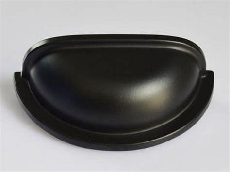 3 retro black drawer pull dresser pulls knobs by lynnshardware