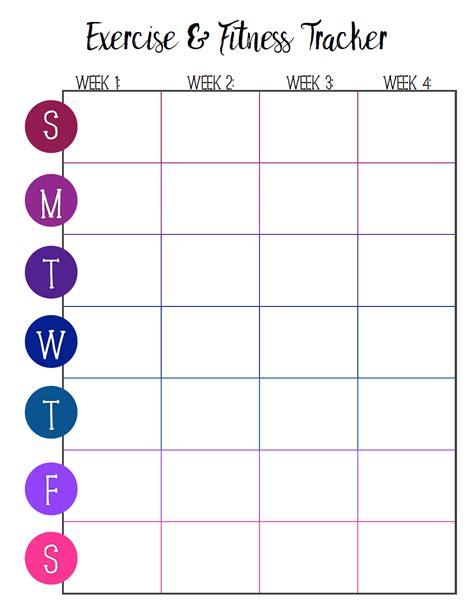 Printable Visual Tracking Worksheets
