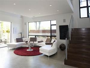 canape demi lune et canape rond 55 designs spectaculaires With tapis rouge avec dimension petit canapé