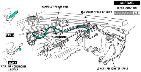 1965 mustang steering column diagram car interior design