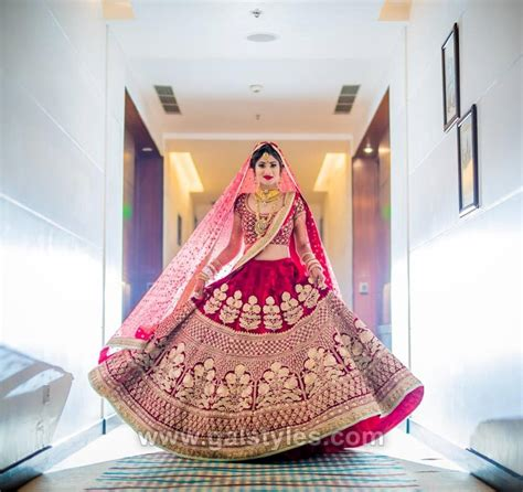 indian latest bridal lehenga designs trends