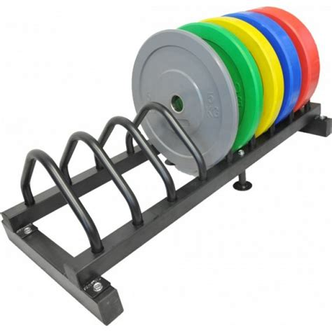 olympic bumper plate rack barbell weight plate storage barbell plate fitness  sport