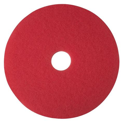 floor scrubber pads home depot 3m 20 in niagara 5100n floor buffing pads 5 per box