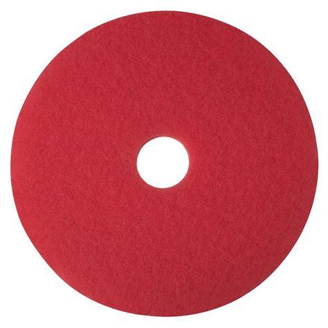 3m 20 in niagara 5100n floor buffing pads 5 per box