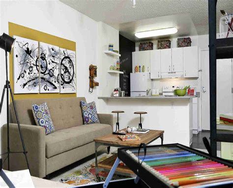 Small Apartment Living Room Design Ideas by 30 Home Decorating Ideas For Small Apartments