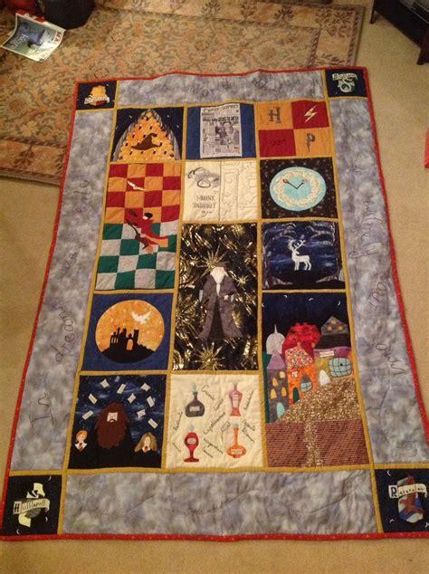 harry potter quilt 25 best ideas about harry potter quilt on