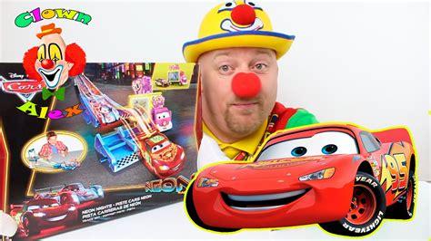 Poltroncine Per Bambini Gommapiuma : Cars Neon Mcqueen Macchinine Per Bambini, Giocattoli Per