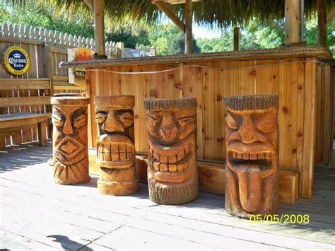 96 Best Tiki Bar Ideas Images On Pinterest  Tiki Bars
