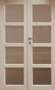 Gewindehülsen Für Holz : doppel t r leif holz nachr stelement f r gartenh user holzh user nebeneingang vom garten ~ Orissabook.com Haus und Dekorationen