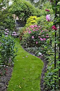 un espace de vivaces dans un style anglais With lovely idees de jardins paysagers 3 jardin anglais idees et conseils pour lamenagement de