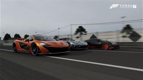 Will bugatti recover the title it originally held with the veyron? Bugatti Veyron SS vs Koenigsegg Agera vs McLaren P1 - YouTube