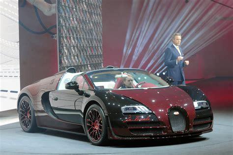 bugatti veyron built share  stage