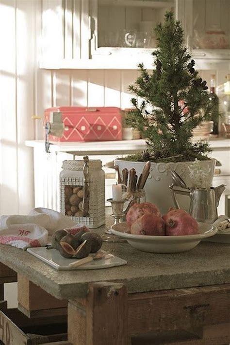 31 Comfy Christmas Kitchen Decor Ideas   Interior God