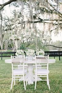 Une décoration de mariage tout en blanc BricoBistro