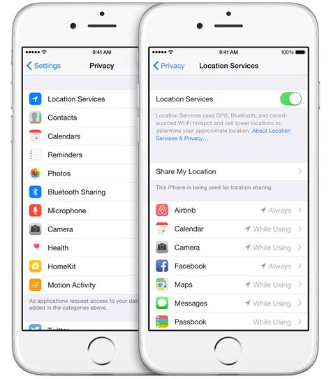 settings on iphone how to manage privacy settings on iphone and o grady s powerpage 187 ios 9 privacy settings you should