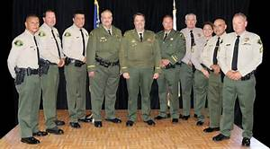Sheriff Celebrates Promotions and Staff Honors | Edhat