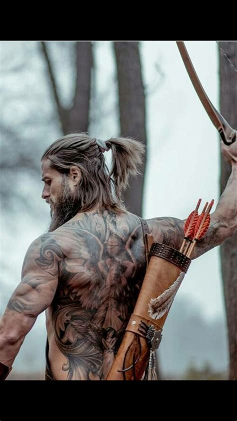 Archery Tattoos for Men