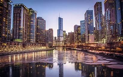 Chicago Desktop Computer Wallpapers Cities
