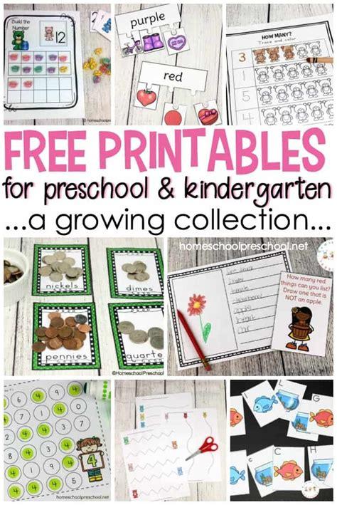 printable picture schedule  preschool  printable