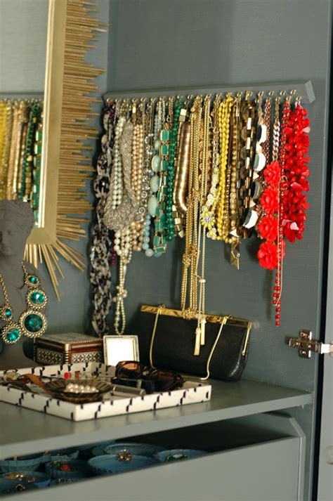 diy necklace hanger juniper home