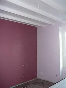 Vieux Rose Couleur : notre chambre du c t de chez nous la r no du poireault ~ Zukunftsfamilie.com Idées de Décoration