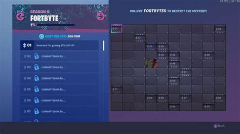 complete list   fortbyte challenges