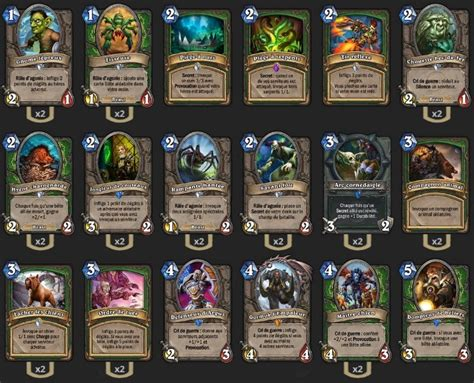 Warrior Decks Hearthstone Tgt by Tgt Deck Guide Strifecro S 28 Images мидренж шаман на