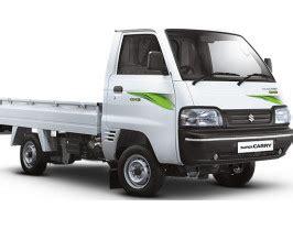 Suzuki Mini Truck Specs by Maruti Suzuki Carry Price In India Mileage Specs
