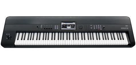 keyboard korg synthesizer krome 73 korg krome 88 key synthesizer workstation swing city