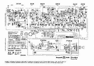 Blaupunkt Frankfurt 3798i Car Audio Sch Service Manual