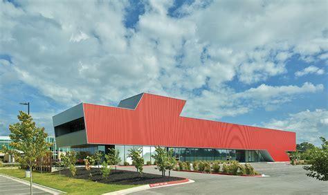 Harvey Pediatric Clinic by Marlon Blackwell Architects