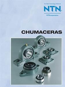 Catalogo De Chumaceras Ntn Espa U00d1ol