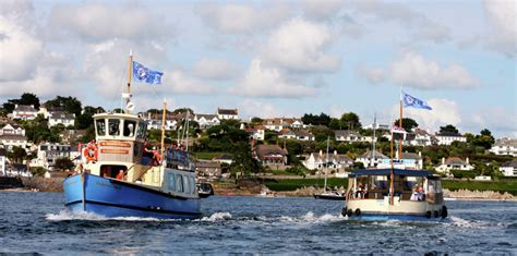 Boat Transport Cornwall by St Mawes Ferry Visit St Mawes The Roseland
