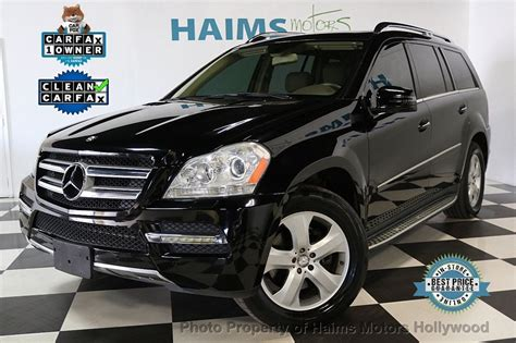 Sitting in the driver's seat is like reclining inside a texas longhorn, minus the total darkness and. 2012 Used Mercedes-Benz GL-Class GL450 4MATIC at Haims Motors Serving Fort Lauderdale, Hollywood ...