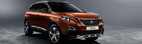 wallpaper peugeot 3008 suv car 3840x2160 uhd 4k picture image