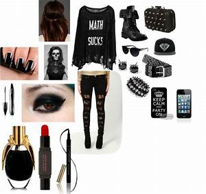 """""""luv this bad ass outfit!"""" by lolabledsoe on Polyvore ..."""