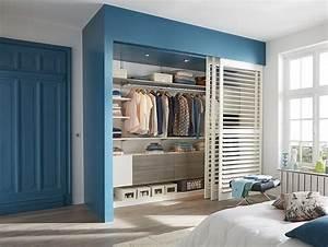 les 25 meilleures idees de la categorie placard cache sur With couleur de peinture pour une entree 9 dressing pour votre chambre portes de placard pour chambre