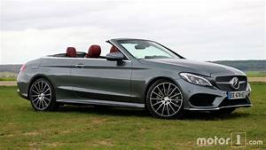Mercedes Classe C Cabriolet Occasion : essai mercedes classe c cabriolet l 39 essayer c 39 est l 39 adopter ~ Gottalentnigeria.com Avis de Voitures