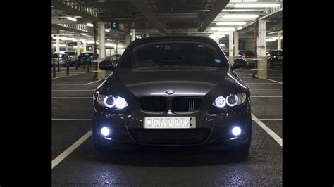 Change For Bmw by How To Change Fog Light Bulb On A Bmw E92 3 Series Diy