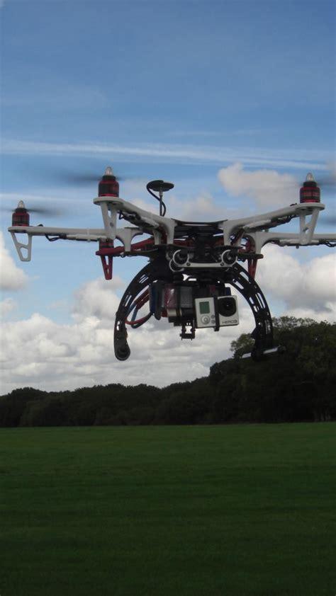 wallpaper dji flamewheel  drone quadcopter sunset