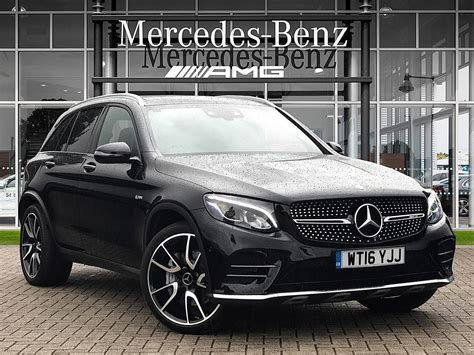 We analyze millions of used cars daily. Used 2016 Mercedes-Benz GLC 43 4Matic Premium 5dr Auto for sale in Northamptonshire | Pistonheads