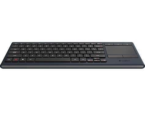 Illuminated Living Room Keyboard K830 by Logitech K830 Illuminated Wireless Keyboard For Htpcs And