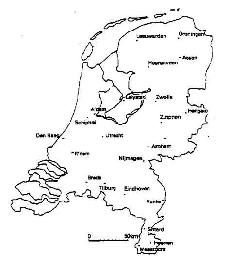 Kleurplaat Nederland Provincies by Verschillende Kaarten