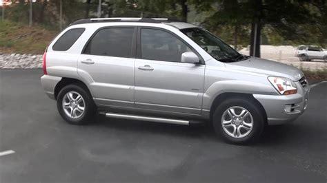 for sale 2005 kia sportage fuel efficient suv awd stk 95605b youtube