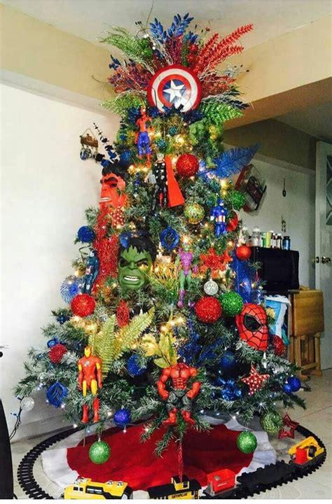 christmas trees   totally geek