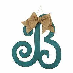 colors products and monograms on pinterest With kirklands monogram letters