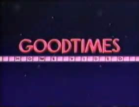 Goodtimes Home Video YouTube