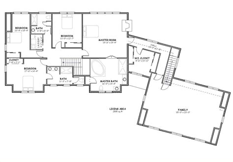 large house blueprints large luxury house plans
