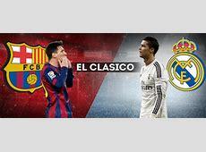 Real Madrid vs Barcelona 2017 El Clasico Super Cup Finals