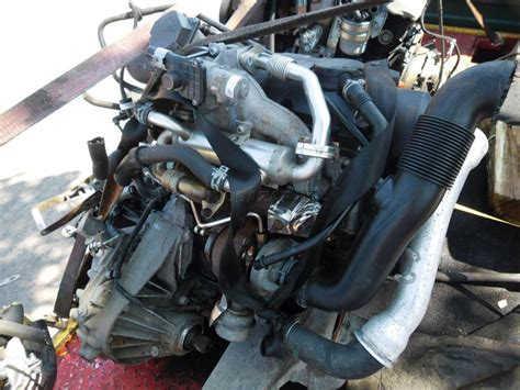 vw t5 motor vw transporter t5 1 9 tdi bbr brs motor for 1 200 autobaz 225 r eu
